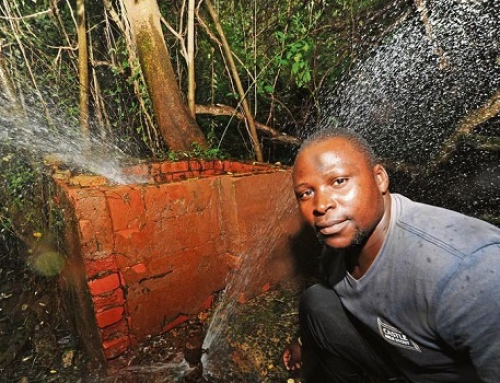 The 17-year water leak | News24