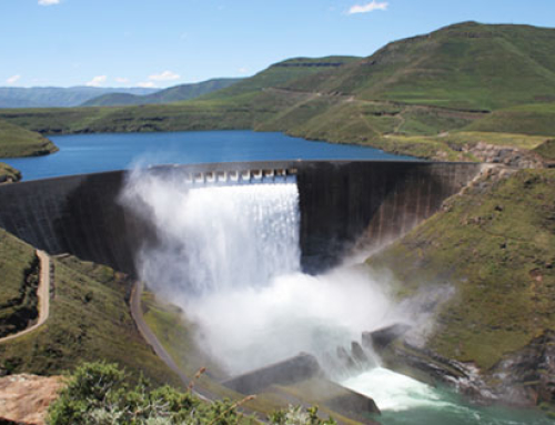 Lesotho water to relieve impact of SA drought – Alive2greenAlive2green