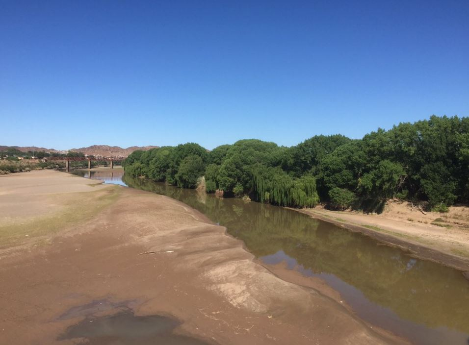 Orange River Aliwal North December 2015