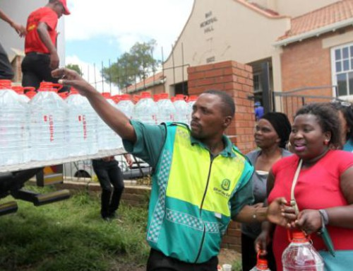 Heart warming smiles for water delivery | IOL