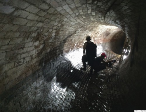 Why Cape Town's Forgotten Tunnels Could Provide the Answer to the City's Current Drought