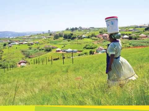 Access to water and sanitation in South Africa